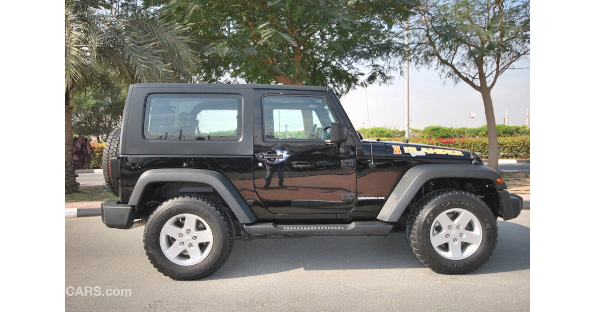 Jeep Wrangler Islander Edition Full Agency Service History For Sale Aed 69 000 Black 2010