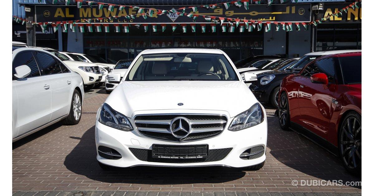 Mercedes benz e 200 for sale aed 165 000 white 2016 for Mercedes benz mobile al