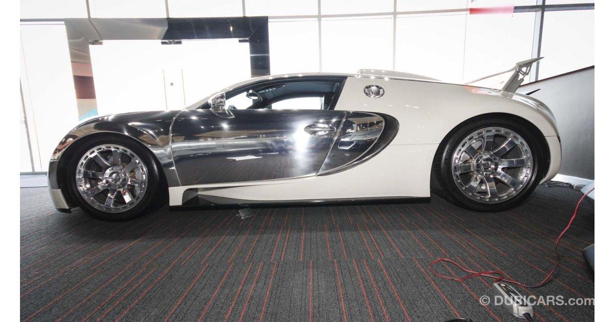bugatti veyron centenaire for sale aed 4 900 000 white 2009. Black Bedroom Furniture Sets. Home Design Ideas