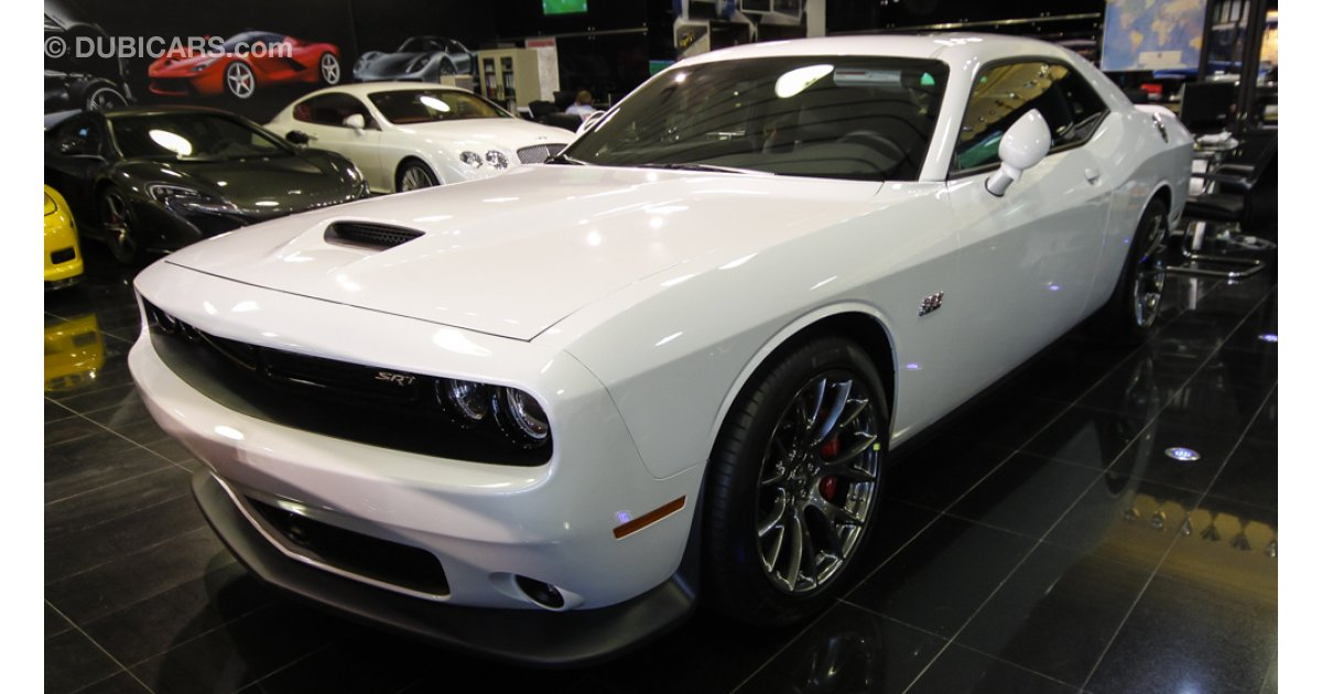 dodge challenger r t 392 hemi for sale white 2016. Black Bedroom Furniture Sets. Home Design Ideas