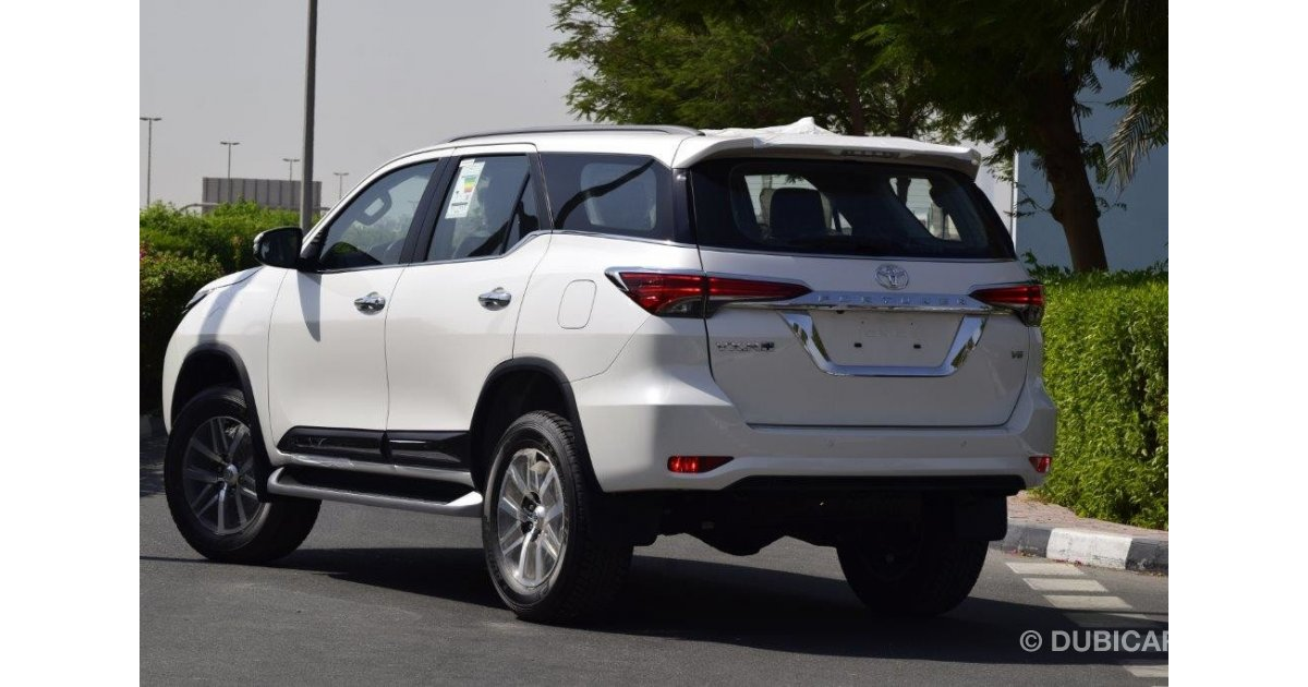 Toyota Fortuner Vxr Vl Petrol 7 Seat Automatic For