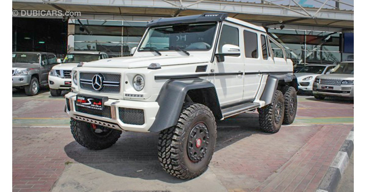 Mercedes benz 6x6 for sale autos post for Mercedes benz g63 6x6 for sale