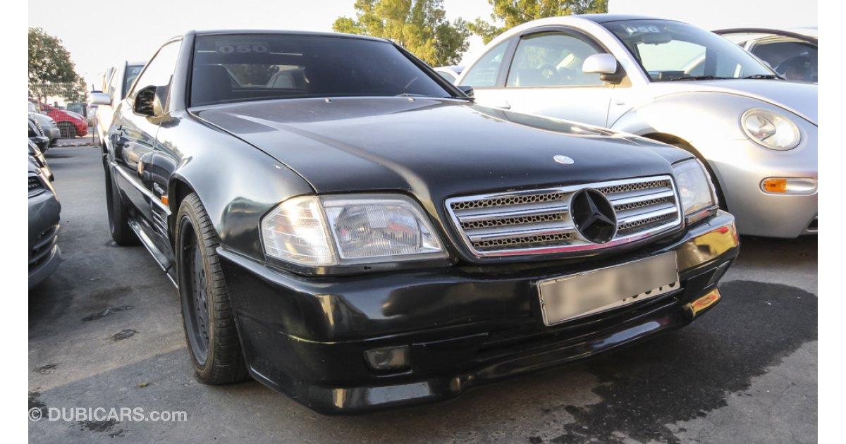 Mercedes benz sl 500 v8 biturbo for sale aed 11 000 for Mercedes benz v8 biturbo price