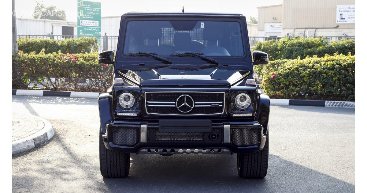 Mercedes benz g 63 amg v8 biturbo for sale aed 650 000 for Mercedes benz v8 biturbo price