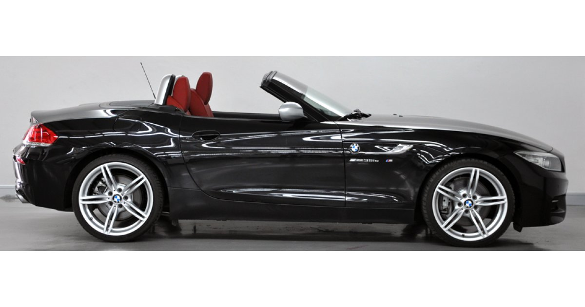 Bmw Z4 3 5i For Sale Aed 220 000 Black 2015