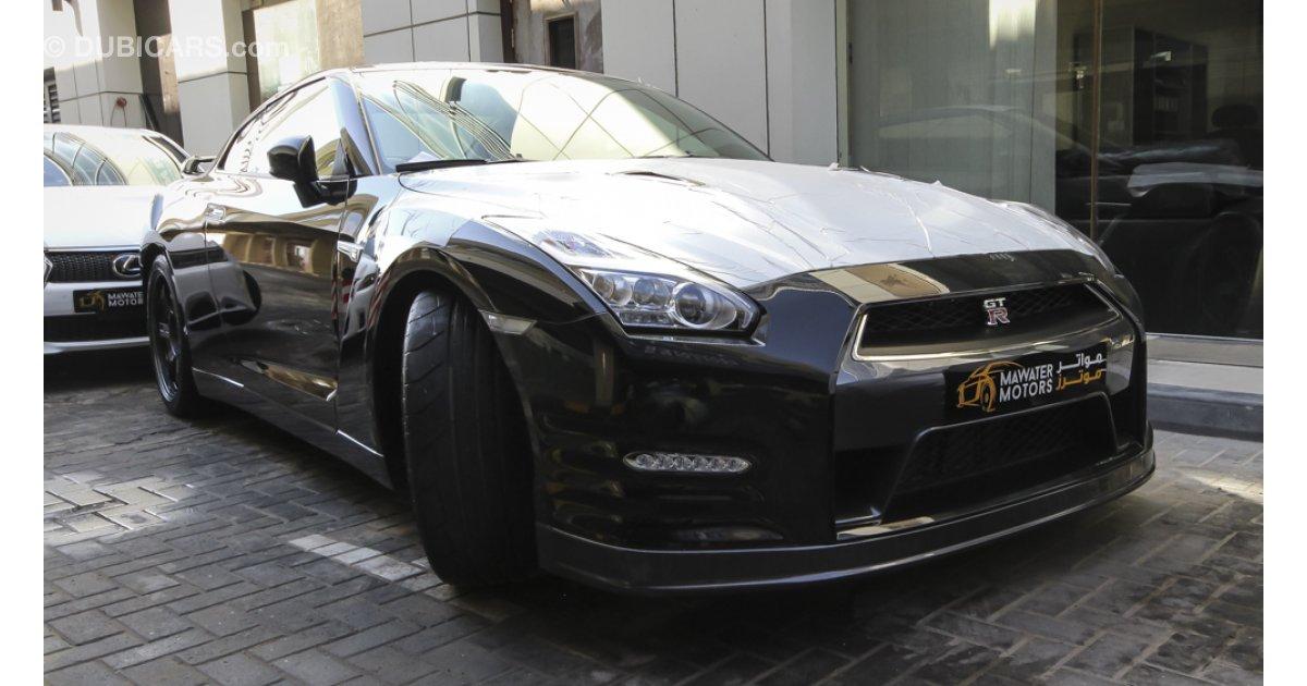Nissan Gt R For Sale Black 2016