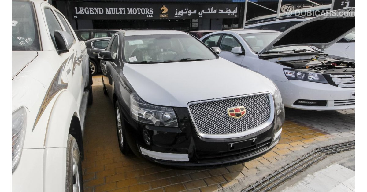 Geely emgrand 8 for sale aed 64 000 black 2015 for Legend motors east 8 mile
