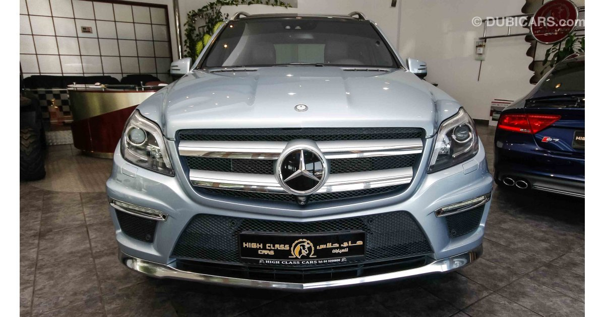 Mercedes benz gl 500 4matic for sale aed 179 000 grey for Mercedes benz gl for sale