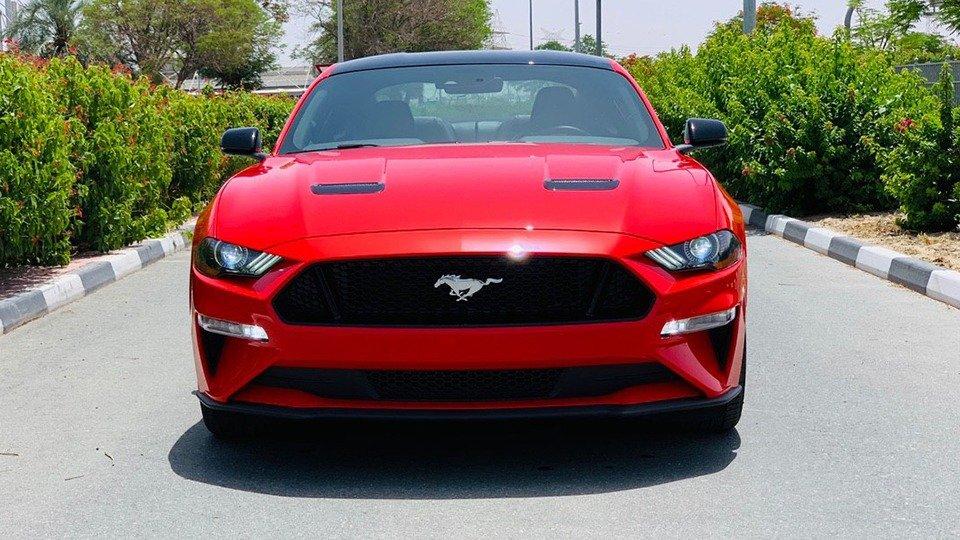 Ford Mustang 2020 Ford Mustang GT Premium, 5.0 V8 GCC ...