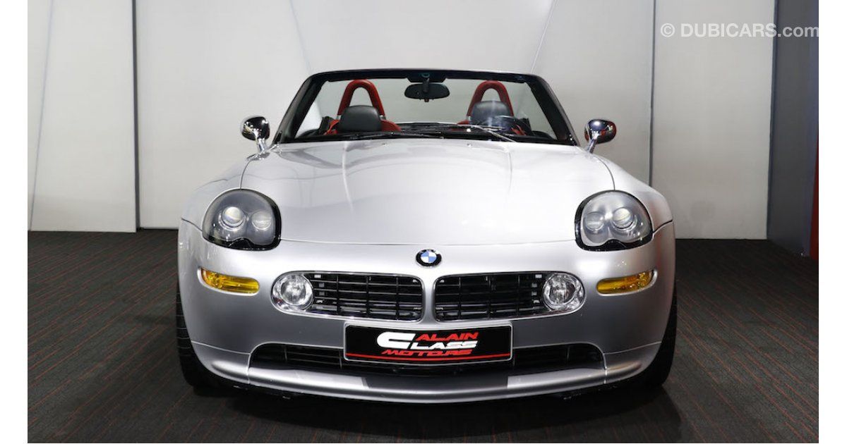 Bmw Z8 With Alpina Rims For Sale Aed 749 000 Grey Silver
