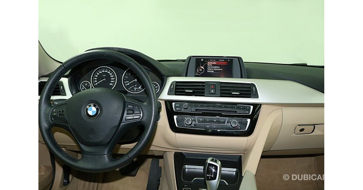 Bmw 318 I Ref For Sale Aed 106 000 White 2016