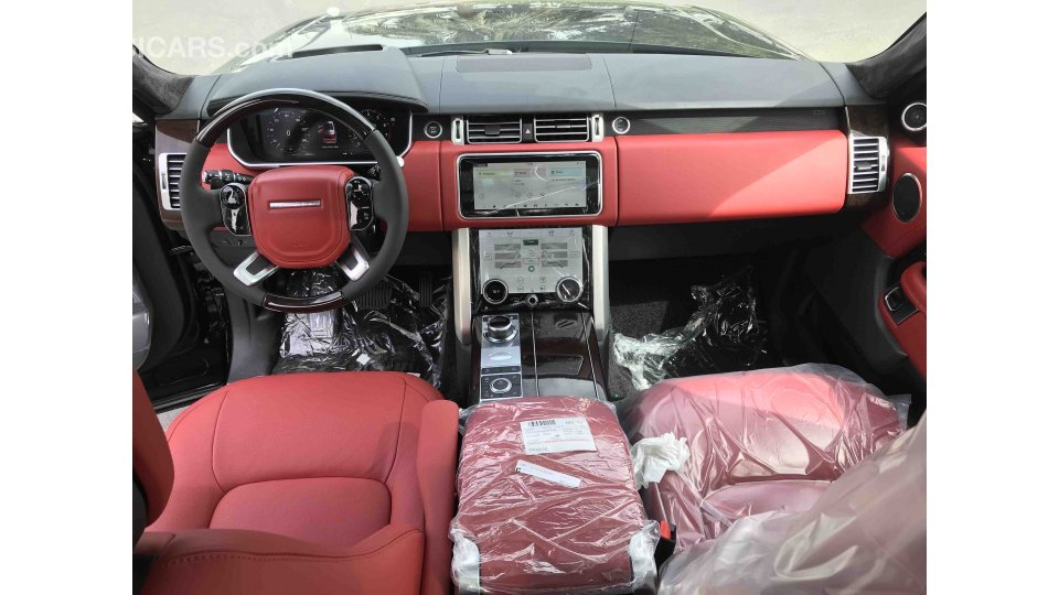 Land Rover Range Rover Vogue Se Supercharged For Sale Aed