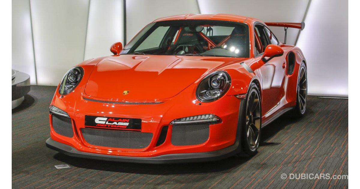 porsche 911 gt3 rs for sale orange 2016. Black Bedroom Furniture Sets. Home Design Ideas