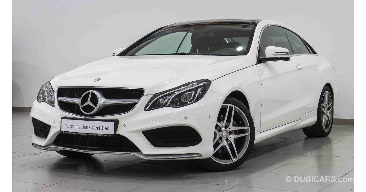 Mercedes benz e 250 coupe for sale white 2015 for Mercedes benz e350 sedan for sale