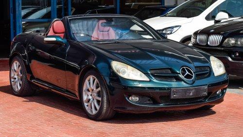 14 used Mercedes-Benz SLK class for sale in Dubai, UAE