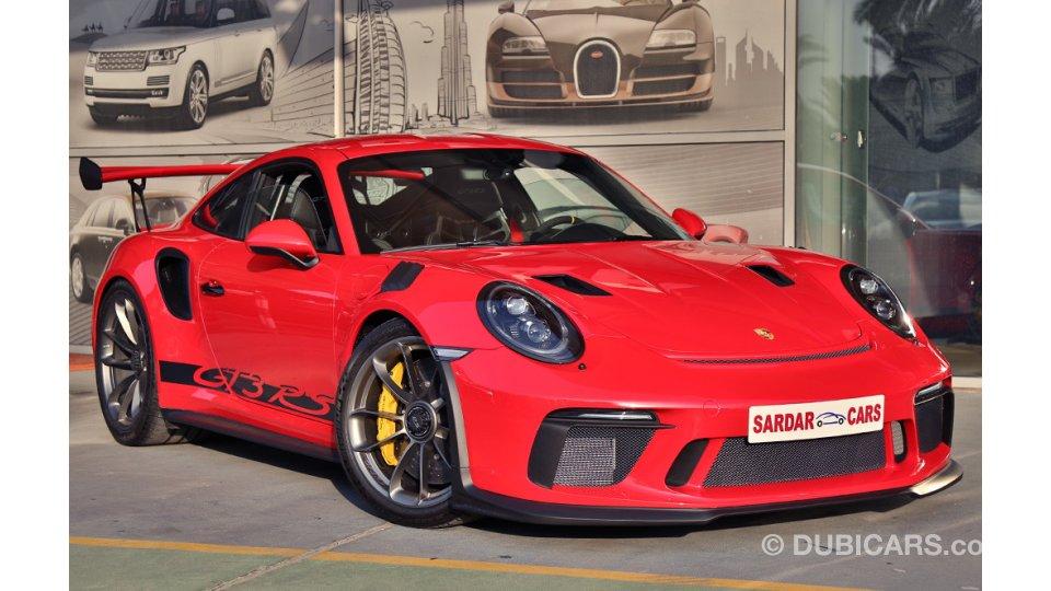 Porsche 911 Gt3 Rs 2019 Gcc Specs Al Naboodah Car For