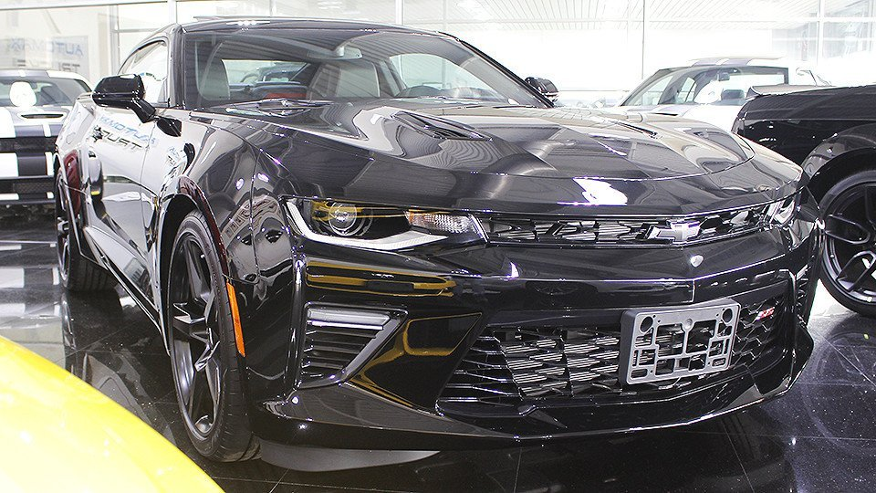 Chevrolet Camaro 2018 2ss 62l V8 Gcc 0km With 3 Years Or 100k Km