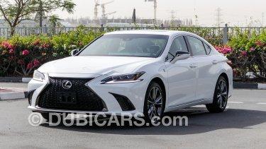 Lexus Es 350 F Sport Export For Sale Aed 200 000 White 2020