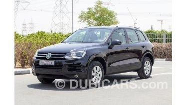 Volkswagen Touareg V6 2012 - GCC - ZERO DOWN PAYMENT - 1215