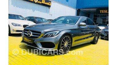 Mercedes Benz C 200 Amg 2018 Gcc Warranty 25 09 2022 Free