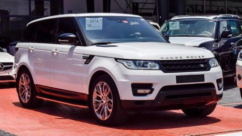 Range Rover A Vendre >> 84 Used Land Rover Range Rover Sport Models For Sale In Dubai Uae