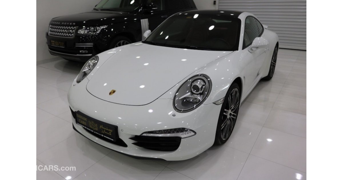 Porsche 911 S Carrera 2015 23000kms Only Panaromic Roof