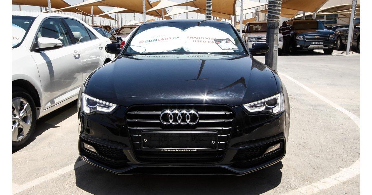 2014 Audi A5 Sema Custom Car For Sale: Audi A5 35 TFSI For Sale. Black, 2014
