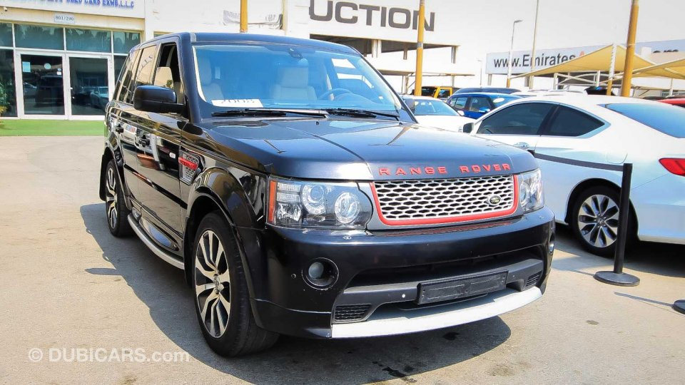 Land Rover Range Rover Sport Hse With Autobiography Badge