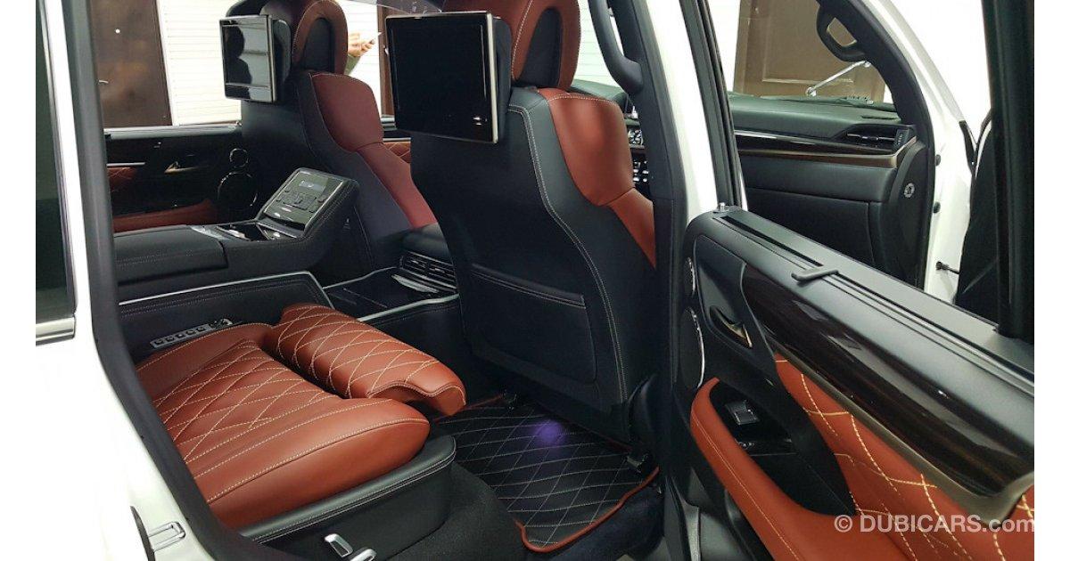 لكزس LX 570 4 Seater Autobiography MBS Edition Limited ...