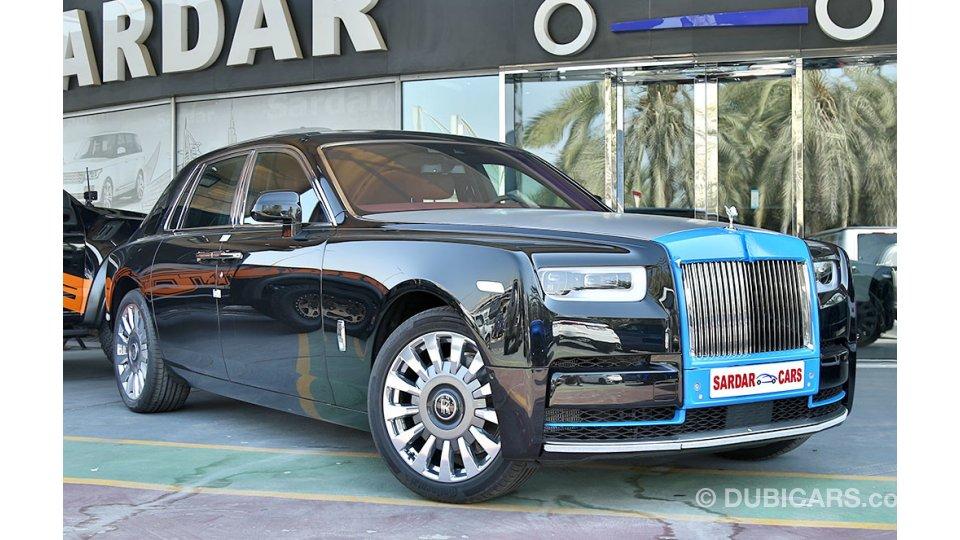 Anti Theft System >> Rolls-Royce Phantom 2019 for sale: AED 1,999,999. Black, 2019