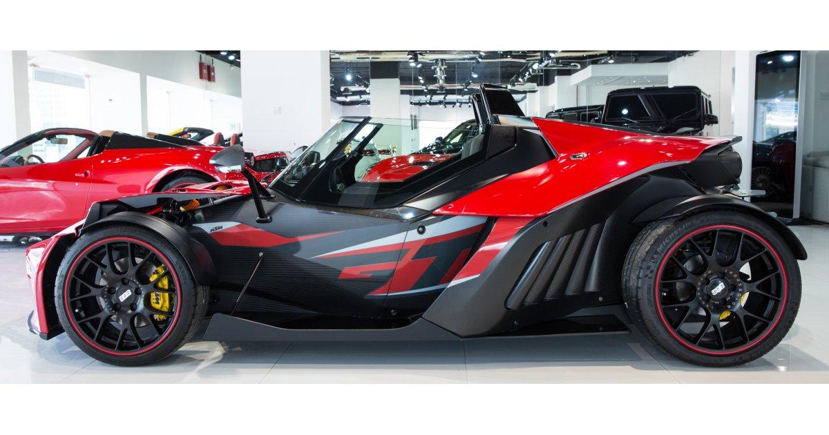 Ktm Car For Sale In Dubai