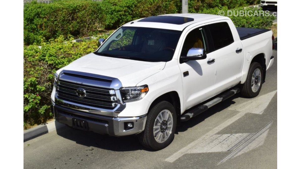 Toyota Tundra Crewmax 1794 Edition 5 7l Special Offer For