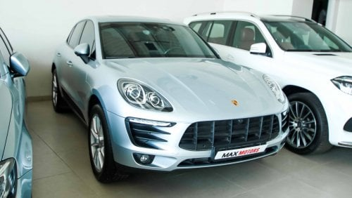 2 Used Porsche Macan All Models For Sale In Abu Dhabi Uae