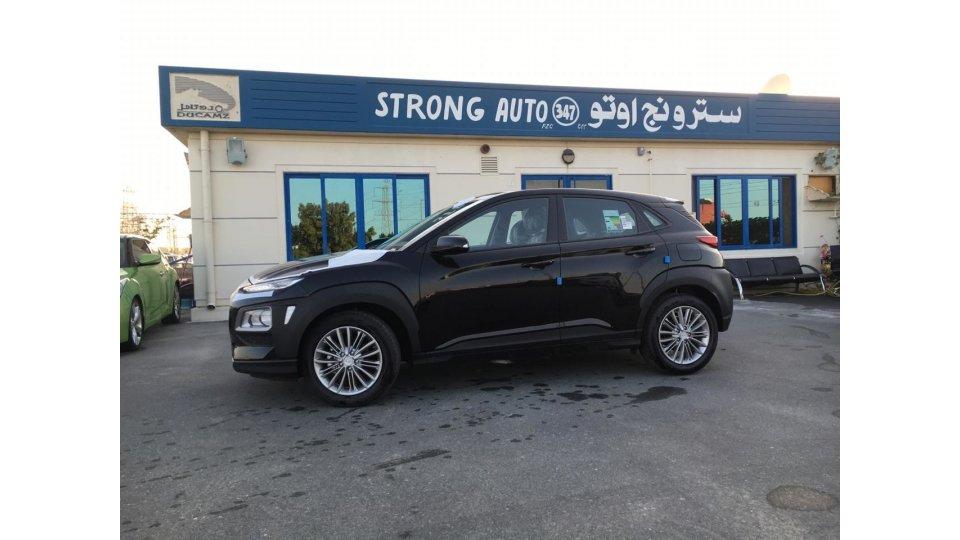 Hyundai Kona 2 0 Fwd For Sale Black 2019