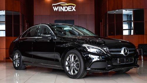 122 used Mercedes-Benz C class for sale in Dubai, UAE