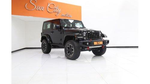 61 used Jeep Wrangler for sale in Dubai, UAE - Dubicars com