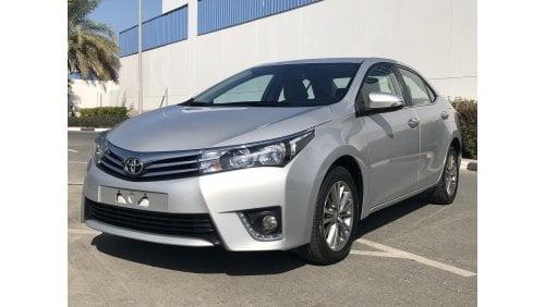 43 used Toyota Corolla for sale in Dubai, UAE - Dubicars com