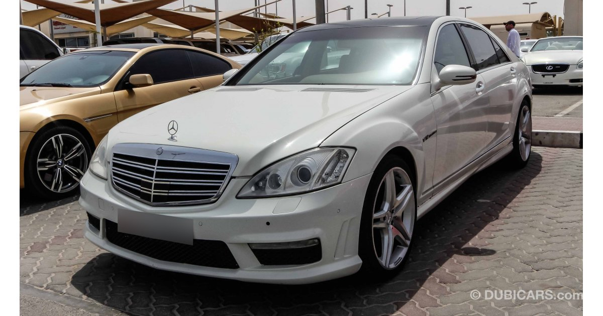 Mercedes benz s 500 with s65 amg body kit for sale aed for Mercedes benz 2009 for sale