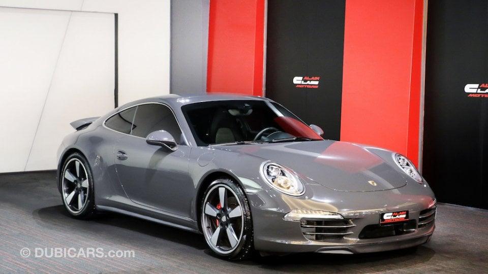 Porsche 911 50th Anniversary Edition For Sale Aed 435 000