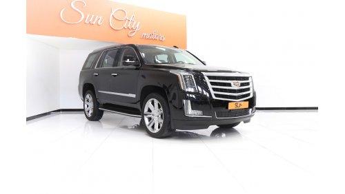 18 Used Cadillac Escalade For Sale In Dubai Uae Dubicars Com