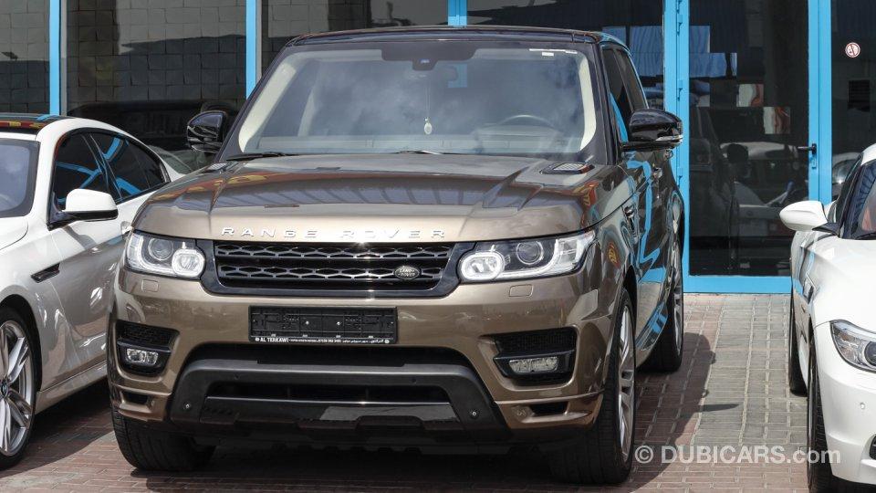 Range Rover Sport Autobiography For Sale >> Land Rover Range Rover Sport Autobiography Autobiography ...