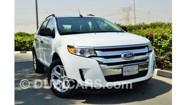 Ford Edge Zero Down Payment  Aed Monthly Under Warranty Aed