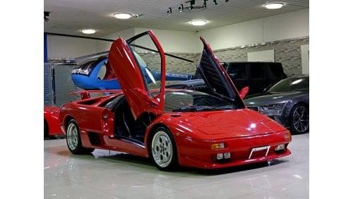 1 Used Lamborghini Diablo For Sale In Dubai Uae Dubicars Com