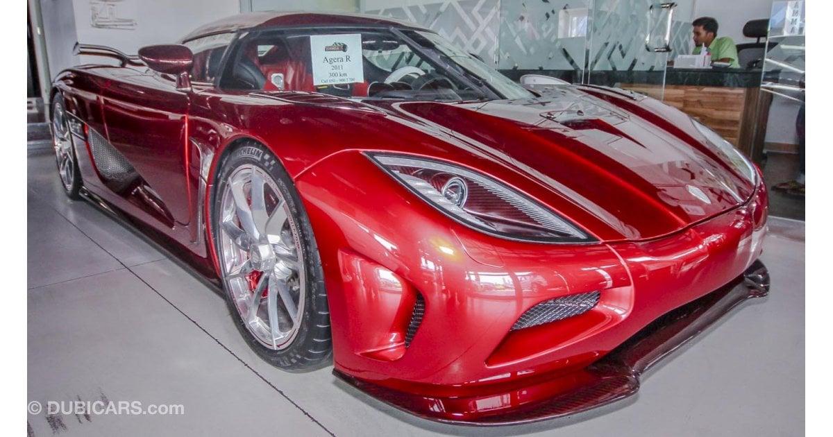 Koenigsegg Agera R for sale 2011