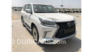Lexus super sport 2019