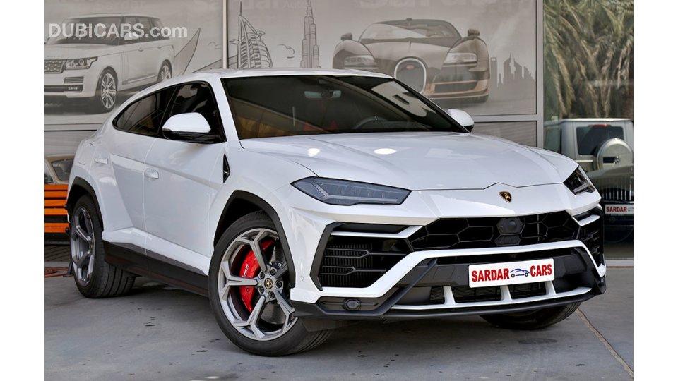 Lamborghini Urus 2019 Al Jazeera Warranty For Sale Aed