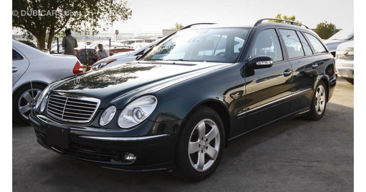 Mercedes benz e 350 for sale aed 23 000 green 2006 for Mercedes benz e350 2006