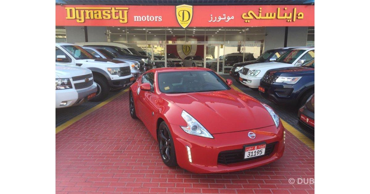 Nissan 370z 3 7l V6 Imported Car For Sale