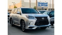 لكزس LX 570 Model 2010 change 2020 Lexus