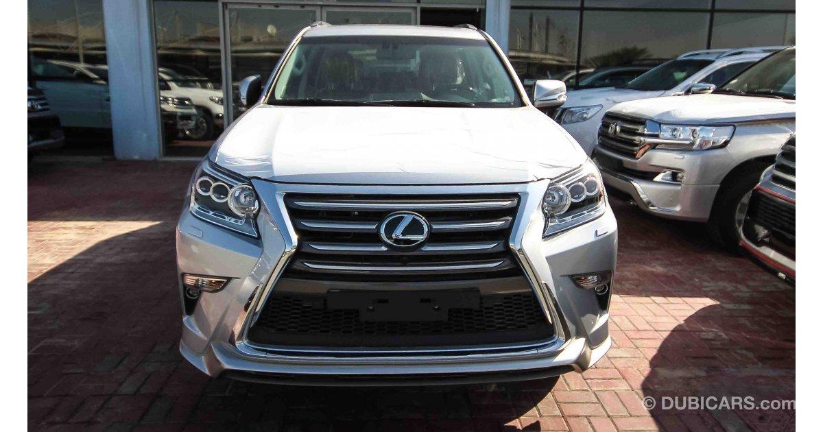 lexus gx 460 for sale  grey  silver  2018
